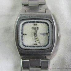 Relojes automáticos: RELOJ SEIKO DE SEÑORA AUTOMÁTICO VINTAGE FUNCIONANDO. Lote 52464223