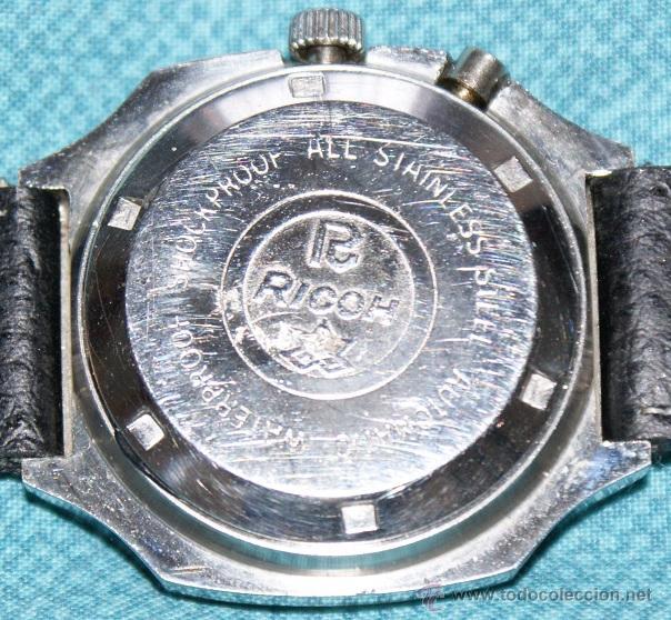 Relojes automáticos: RELOJ AUTOMATICO RICON - Foto 2 - 52490639