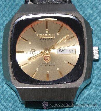 Relojes automáticos: RELOJ AUTOMATICO RICON - Foto 3 - 52490639