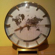 Relojes automáticos: ELEGANTE RELOJ KIENZLE AUTOMATIC CON HORARIO INTERNACIONAL. ALEMANIA, AÑOS 60..ELECTRO-MECANICO. Lote 52791102