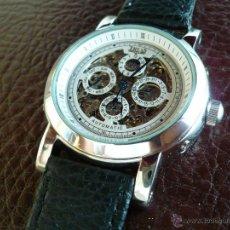 Relojes automáticos: TRIAS - GERMANY - SKELETON ELEGANTE ORIGINAL. Lote 53161838