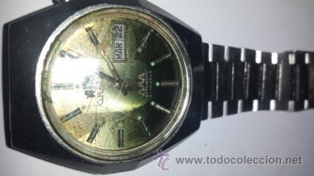 Relojes automáticos: RELOJ ORIENT - Foto 2 - 53282529
