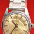 Relojes automáticos: ANTIGUO RELOJ HOMBRE AUTOMATICO SUIZO DOGMA 23 RUBIS FUNCIONANDO SWISS MADE. Lote 53714662