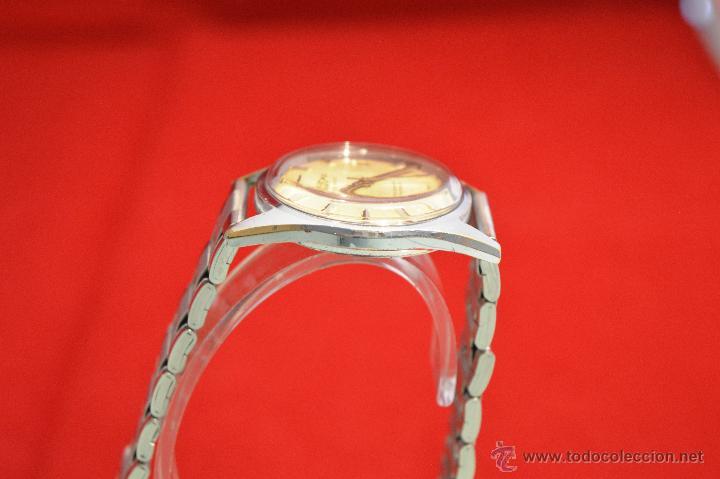 Relojes automáticos: ANTIGUO RELOJ HOMBRE AUTOMATICO SUIZO DOGMA 23 RUBIS FUNCIONANDO SWISS MADE - Foto 10 - 53714662