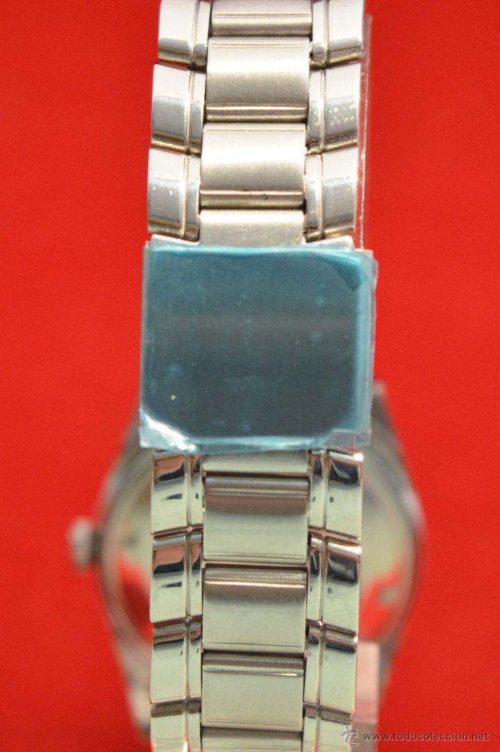 Relojes automáticos: ANTIGUO RELOJ HOMBRE AUTOMATICO SUIZO DOGMA 23 RUBIS FUNCIONANDO SWISS MADE - Foto 12 - 53714662