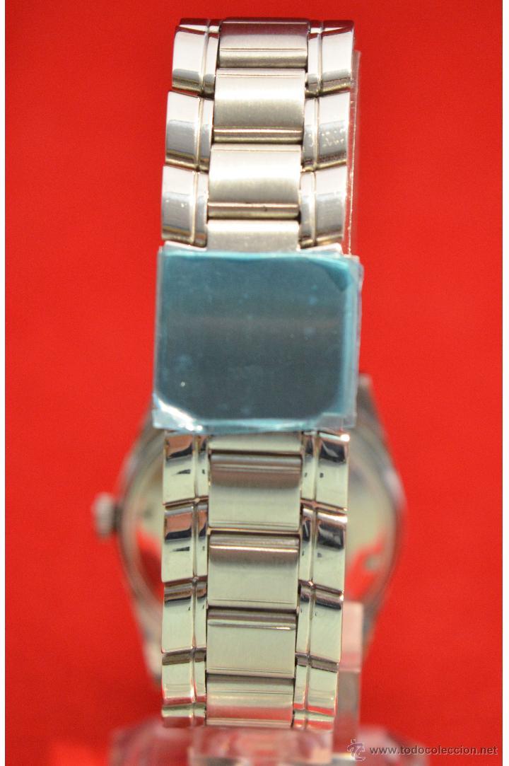 Relojes automáticos: ANTIGUO RELOJ HOMBRE AUTOMATICO SUIZO DOGMA 23 RUBIS FUNCIONANDO SWISS MADE - Foto 13 - 53714662