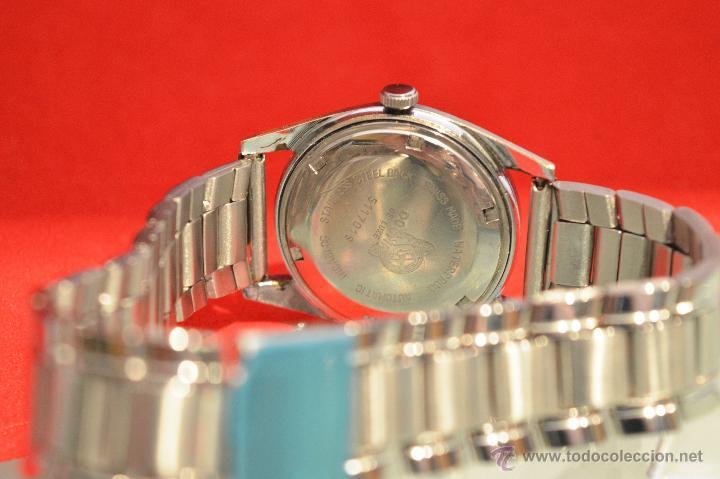 Relojes automáticos: ANTIGUO RELOJ HOMBRE AUTOMATICO SUIZO DOGMA 23 RUBIS FUNCIONANDO SWISS MADE - Foto 15 - 53714662