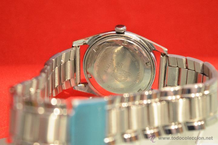 Relojes automáticos: ANTIGUO RELOJ HOMBRE AUTOMATICO SUIZO DOGMA 23 RUBIS FUNCIONANDO SWISS MADE - Foto 16 - 53714662