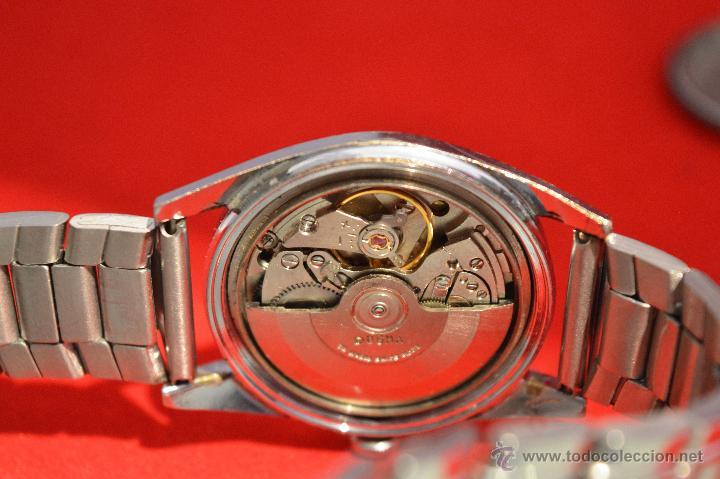 Relojes automáticos: ANTIGUO RELOJ HOMBRE AUTOMATICO SUIZO DOGMA 23 RUBIS FUNCIONANDO SWISS MADE - Foto 19 - 53714662