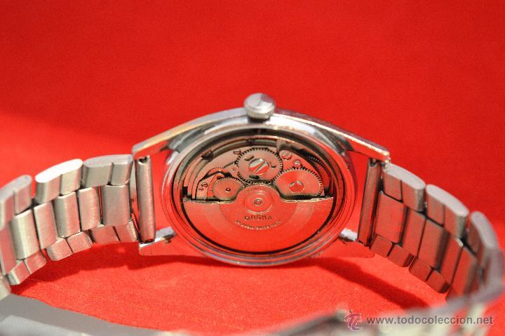 Relojes automáticos: ANTIGUO RELOJ HOMBRE AUTOMATICO SUIZO DOGMA 23 RUBIS FUNCIONANDO SWISS MADE - Foto 21 - 53714662