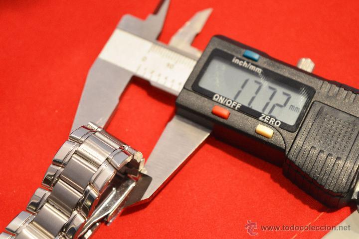 Relojes automáticos: ANTIGUO RELOJ HOMBRE AUTOMATICO SUIZO DOGMA 23 RUBIS FUNCIONANDO SWISS MADE - Foto 24 - 53714662