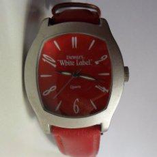 Relojes automáticos: RELOJ PUBLICITARIO DEWAR'S WHITE LABEL. Lote 53814458