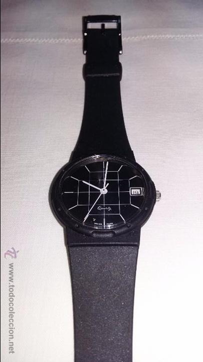 Relojes automáticos: RELOJ DE PULSERA QUARTZ WATERRESISTANT 3 ATM - Foto 2 - 54016230