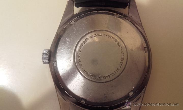 Relojes automáticos: Lote cuatro relojes. UNIVERSAL, CERTINA DS TORTUGA, CERTINA BLUE RIBBON, STANDEX. - Foto 2 - 56260103