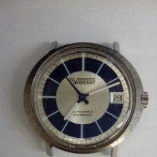Relojes automáticos: RELOJ WASSER AUTOMÁTICO. Lote 54225759