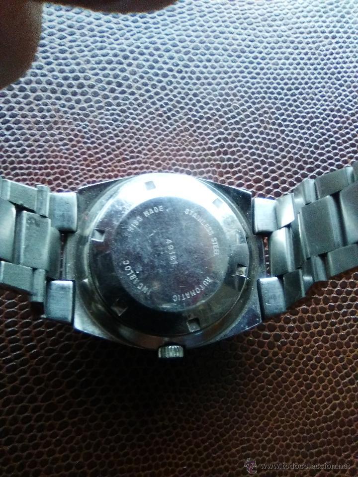 Relojes automáticos: RELOJ AUTOMÁTICO MARCA CERTINA - Foto 3 - 36368509