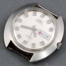 Relojes automáticos: RELOJ AUTOMÁTICO VANROY 25 RUBIS INCABLOC ESFERA BLANCA FUNCIONA . Lote 54404194