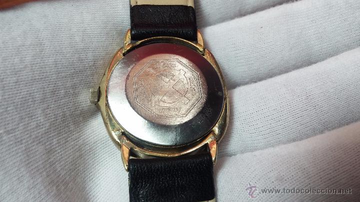 Relojes automáticos: Reloj Zodiac Automatico vintage, LTD 34 calibre 2671, de 17 jewels, años 70... - Foto 6 - 54432759
