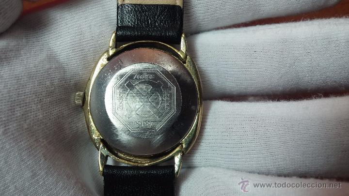 Relojes automáticos: Reloj Zodiac Automatico vintage, LTD 34 calibre 2671, de 17 jewels, años 70... - Foto 7 - 54432759