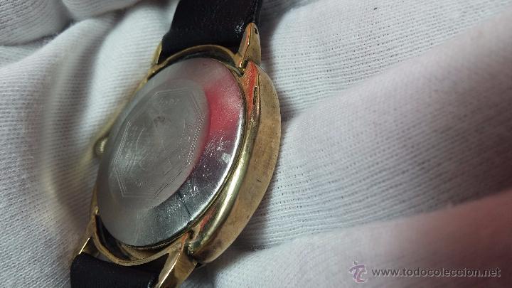 Relojes automáticos: Reloj Zodiac Automatico vintage, LTD 34 calibre 2671, de 17 jewels, años 70... - Foto 9 - 54432759