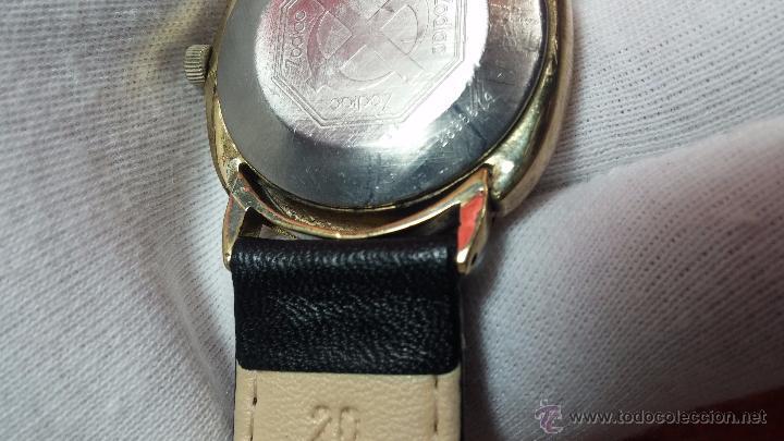 Relojes automáticos: Reloj Zodiac Automatico vintage, LTD 34 calibre 2671, de 17 jewels, años 70... - Foto 10 - 54432759