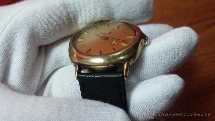 Relojes automáticos: Reloj Zodiac Automatico vintage, LTD 34 calibre 2671, de 17 jewels, años 70... - Foto 14 - 54432759