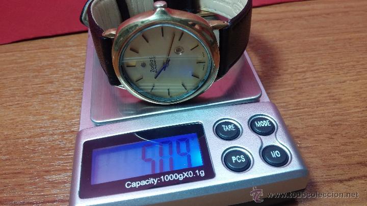 Relojes automáticos: Reloj Zodiac Automatico vintage, LTD 34 calibre 2671, de 17 jewels, años 70... - Foto 26 - 54432759
