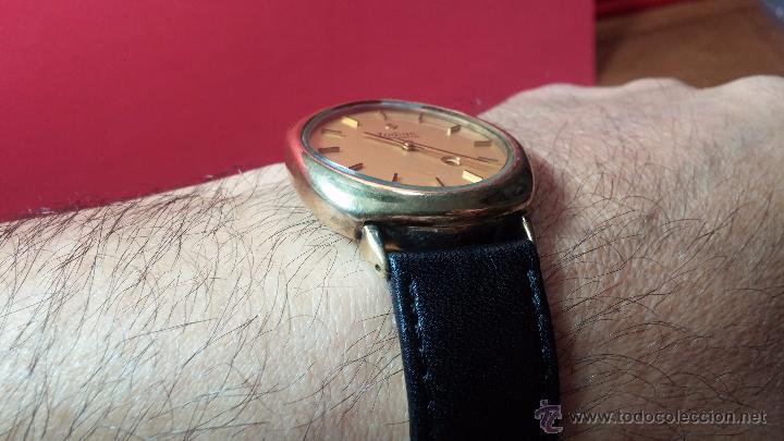 Relojes automáticos: Reloj Zodiac Automatico vintage, LTD 34 calibre 2671, de 17 jewels, años 70... - Foto 31 - 54432759