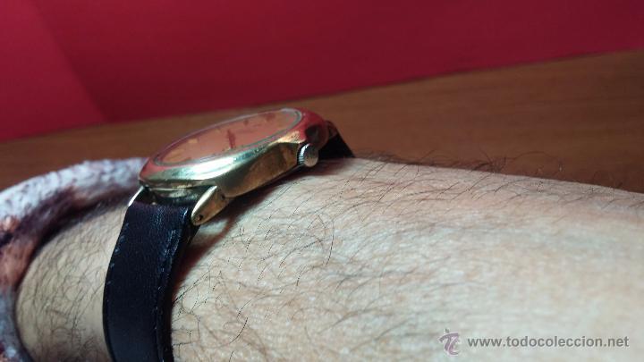Relojes automáticos: Reloj Zodiac Automatico vintage, LTD 34 calibre 2671, de 17 jewels, años 70... - Foto 32 - 54432759