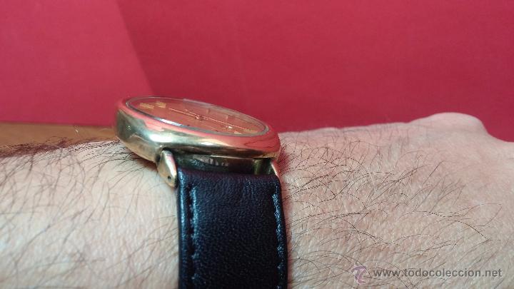Relojes automáticos: Reloj Zodiac Automatico vintage, LTD 34 calibre 2671, de 17 jewels, años 70... - Foto 45 - 54432759