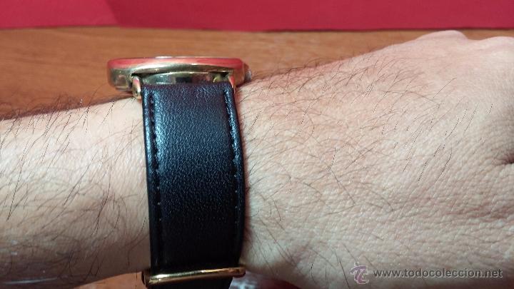 Relojes automáticos: Reloj Zodiac Automatico vintage, LTD 34 calibre 2671, de 17 jewels, años 70... - Foto 46 - 54432759