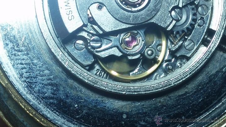 Relojes automáticos: Reloj Zodiac Automatico vintage, LTD 34 calibre 2671, de 17 jewels, años 70... - Foto 52 - 54432759