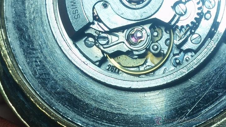 Relojes automáticos: Reloj Zodiac Automatico vintage, LTD 34 calibre 2671, de 17 jewels, años 70... - Foto 53 - 54432759