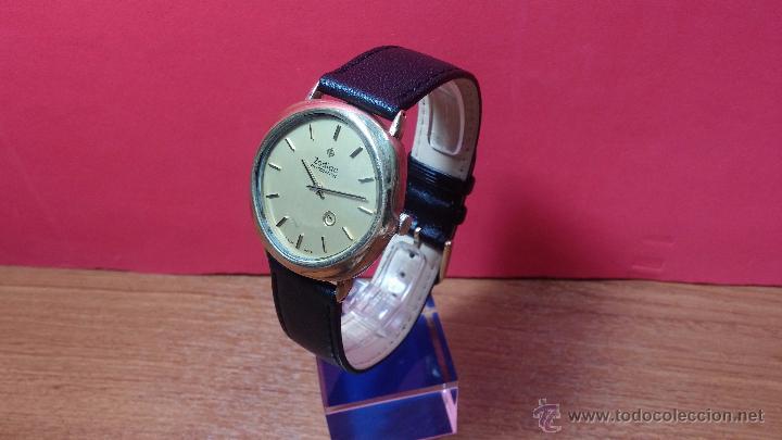Relojes automáticos: Reloj Zodiac Automatico vintage, LTD 34 calibre 2671, de 17 jewels, años 70... - Foto 68 - 54432759