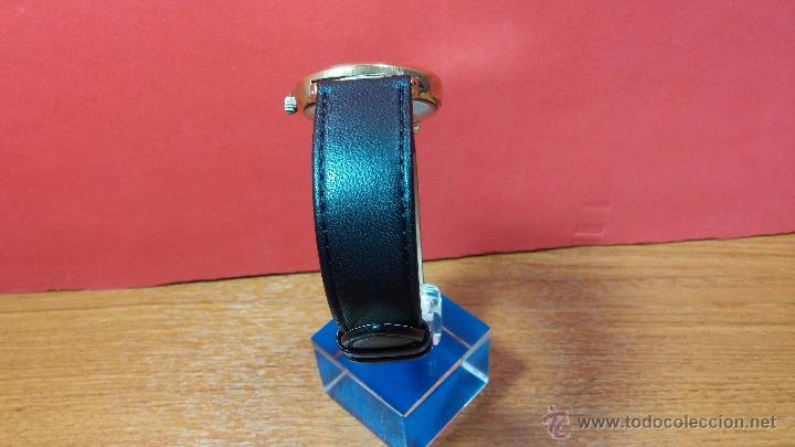 Relojes automáticos: Reloj Zodiac Automatico vintage, LTD 34 calibre 2671, de 17 jewels, años 70... - Foto 72 - 54432759