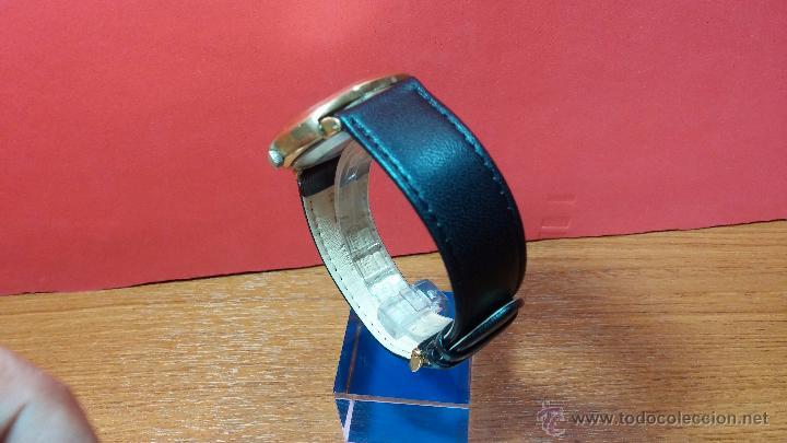 Relojes automáticos: Reloj Zodiac Automatico vintage, LTD 34 calibre 2671, de 17 jewels, años 70... - Foto 73 - 54432759