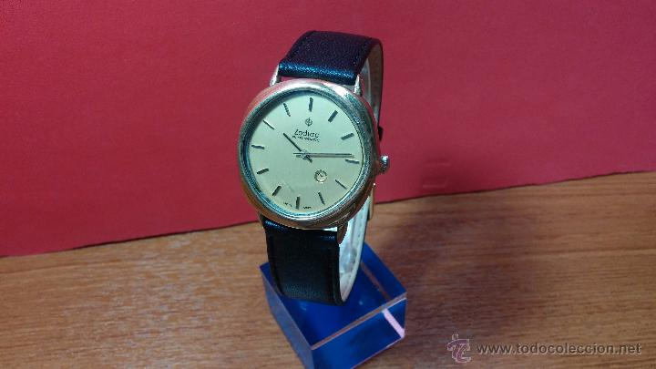 Relojes automáticos: Reloj Zodiac Automatico vintage, LTD 34 calibre 2671, de 17 jewels, años 70... - Foto 75 - 54432759