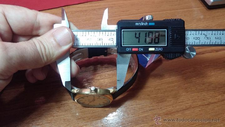Relojes automáticos: Reloj Zodiac Automatico vintage, LTD 34 calibre 2671, de 17 jewels, años 70... - Foto 81 - 54432759