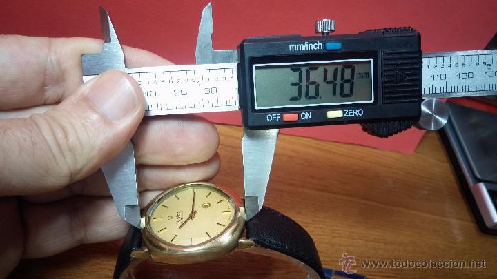 Relojes automáticos: Reloj Zodiac Automatico vintage, LTD 34 calibre 2671, de 17 jewels, años 70... - Foto 82 - 54432759