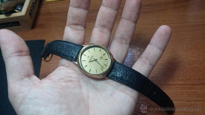 Relojes automáticos: Reloj Zodiac Automatico vintage, LTD 34 calibre 2671, de 17 jewels, años 70... - Foto 86 - 54432759