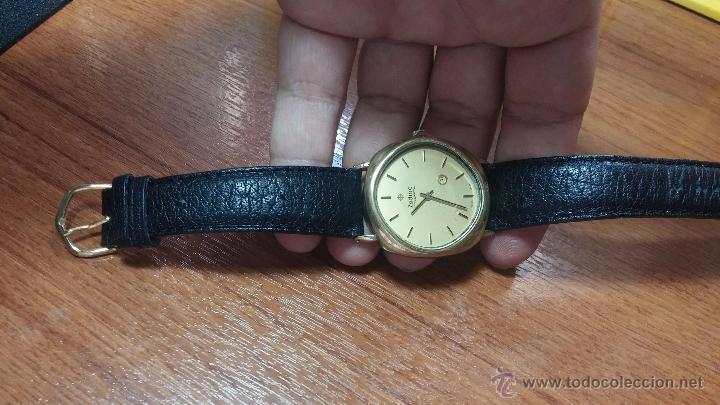 Relojes automáticos: Reloj Zodiac Automatico vintage, LTD 34 calibre 2671, de 17 jewels, años 70... - Foto 88 - 54432759