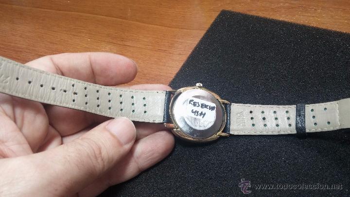 Relojes automáticos: Reloj Zodiac Automatico vintage, LTD 34 calibre 2671, de 17 jewels, años 70... - Foto 89 - 54432759