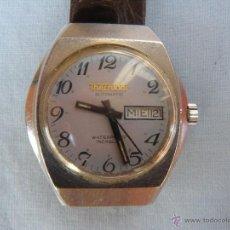 Relojes automáticos: RELOJ THERMIDOR AUTOMÁTICO. FUNCIONA.. Lote 54682653