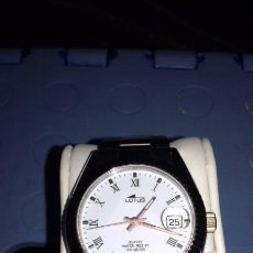 Relojes automáticos: RELOJ LOTUS DE ACERO. Lote 54710201