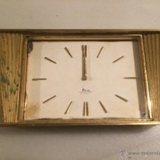 Relojes automáticos: ANTIGUO RELOJ ELECTRICO DE LATÓN DE LA MARCA MICRO ELECTRIC JEWELS, AÑOS 60-70. Lote 54713431