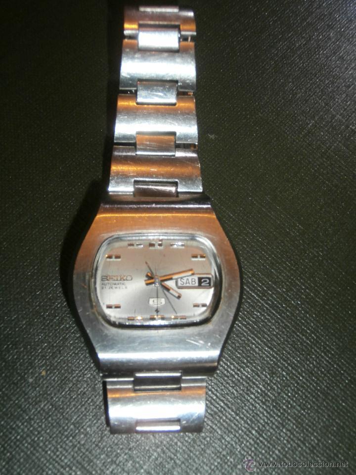 reloj caballero seiko 5 automático - 21 jewels 0d92846535ef