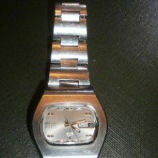 Relojes automáticos: RELOJ CABALLERO SEIKO 5 AUTOMÁTICO - 21 JEWELS, CARCASA Y PULSERA EN ACERO INOXIDABLE - PARA HOMBRE. Lote 54848659