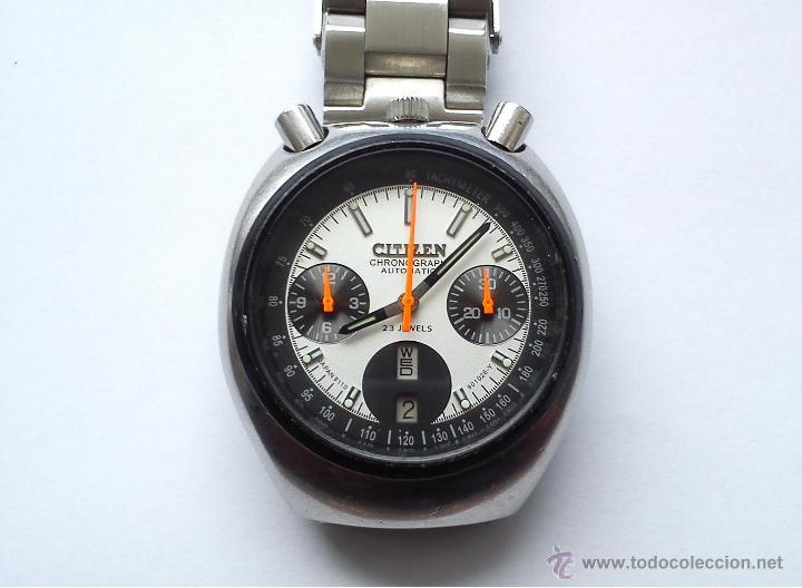8dcf7481490f reloj cronografo citizen
