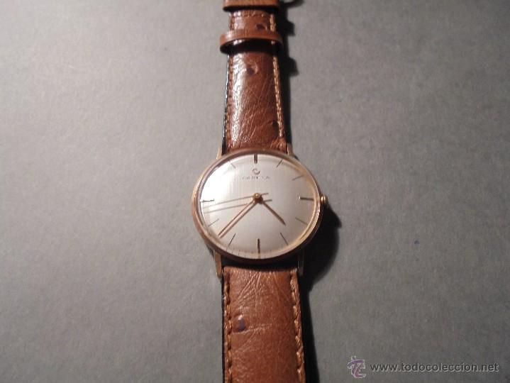 CERTINA - RELOJ DE PULSERA AUTOMATICO CHAPADO EN ORO FUNCIONANDO , BONITA ESFERA . 4X3,7 CM. (Relojes - Relojes Automáticos)