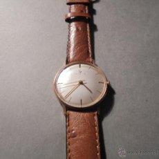 Relojes automáticos: CERTINA - RELOJ DE PULSERA AUTOMATICO CHAPADO EN ORO FUNCIONANDO , BONITA ESFERA . 4X3,7 CM.. Lote 55032927